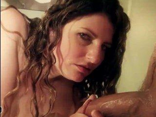 Групповой секс с красивой брюнеткой или история одного наказания