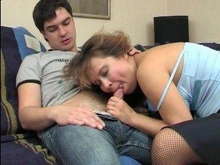 Горячее порно русской толстой мамаши со своим сыном